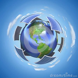 global solar panels