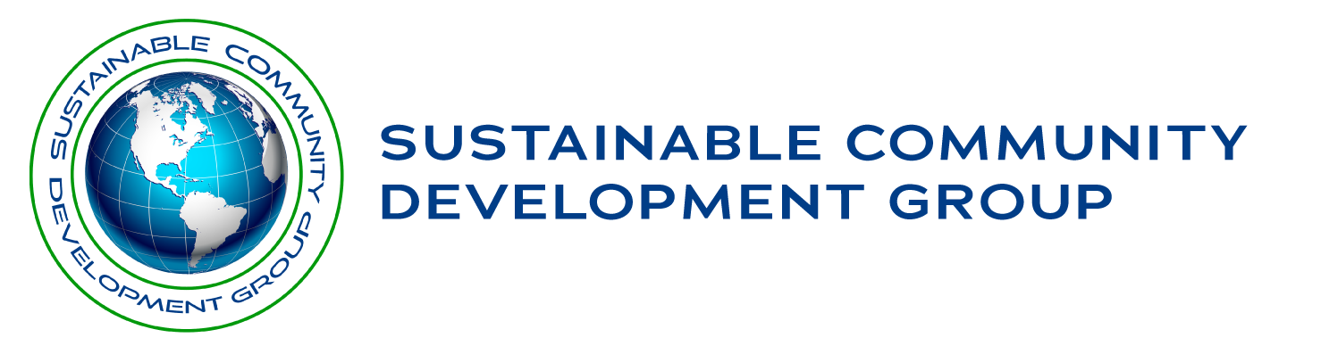 Sustainable Community Development Group logo